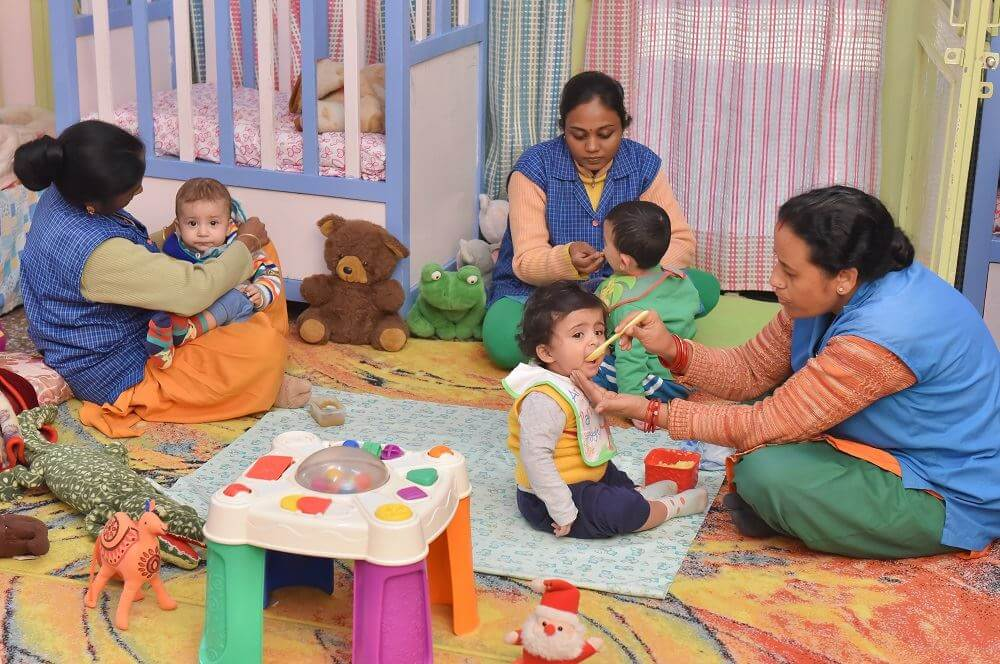 Child Care Service South Delhi