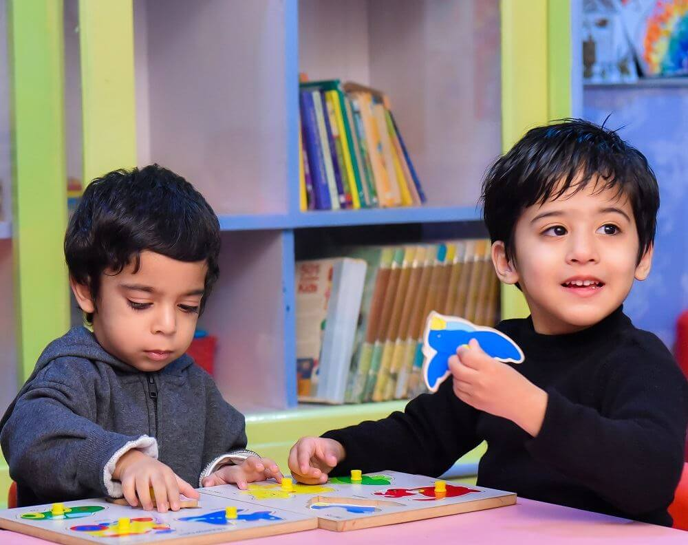 Best Play School In South Delhi