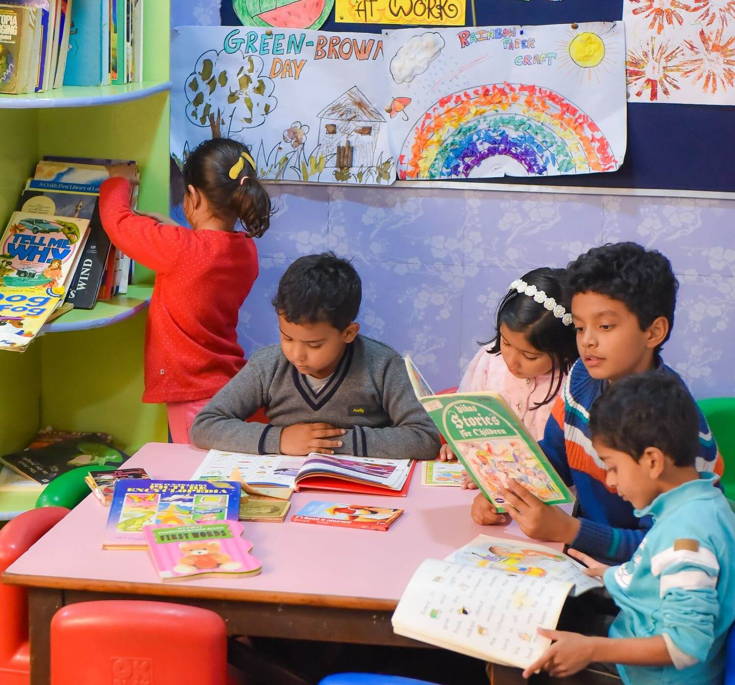 Play School in Greater Kailash