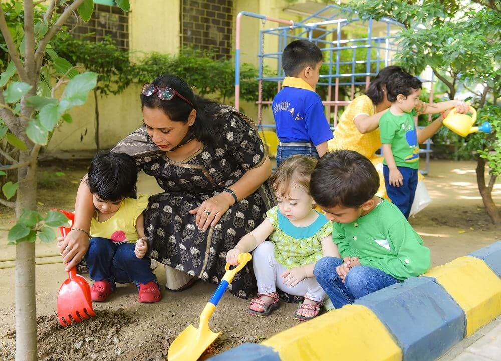 Pre Nursery Schools in South Delhi