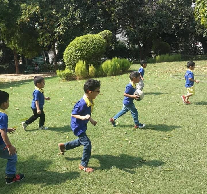 Importance of Outdoor Play in 21st Century