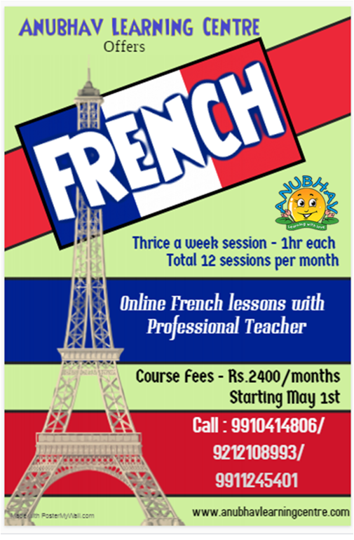 French Classes for Parents